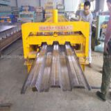 Galvanized Steel Sheet Forming Machine Forming Russia Type Floor Decking Panel Roll Forming Machine