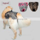 Wholesale Extra Large Sexy Female Dog Diapers Large Pet Pants Washable