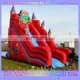Dragon inflatable slide for sale