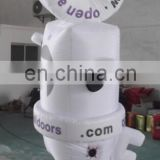 key shaped advertising inflatable moving costume