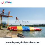 Water Sport Games Blob , Inflatable Water Blob Jump Air Bag