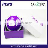 100% QC pass novelty game buzzer button small led light box for kids