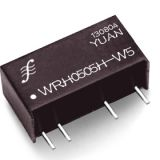 0.1-2W High Isolation 8kv Anti-Static Regulated Voltage Output Protection DC DC Converter IC