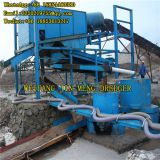 Professional Mini Dredging Equipment Gold Dredging Equipment Marine Diesel Engine