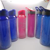 550ml 650ml tritan freezing gel double wall bottle BPA free