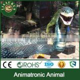 Lisaurus-J Lisaurus huge animal animatronic snake for sale                                                                         Quality Choice