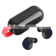 Sports wireless earbuds touch control B170 wireless earphone with charging box