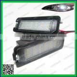 LED Number License Plate Light Lamp Canbus Error Free for Golf Mk4 Mk5 Mk6