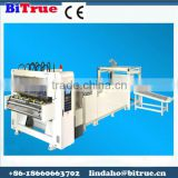 corrugated cardboard box making machine