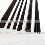 High pressure production length 1000mm carbon fiber strip