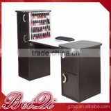 Beiqi New and Hot Sale Multifunctional & Professional Baking Finish Frame Manicure Nail Table for Sale in Guangzhou