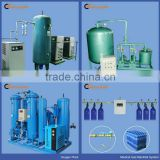 China manufature Medical Compressed Air Plant system