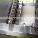 frozen chicken cube cutting machine , automatic chicken cutter
