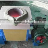 factory price iron, steel ,copper, aluminum metal scrap melting induction furnace YIFAN furnace