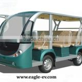 11 seats Electric Shuttle Bus used aselectric car high speedecreational vehicle with CE Certificate Electric shuttle bus