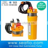 Solar Pump for Deep Well, Solar Powered Submersible Deep Water Well Pump, Solar Deep Well Water Pump