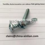 Pan Head Philip slots wood screw chipboard screw