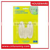 Plastic Material and ABS Plastic Type towel radiator hook