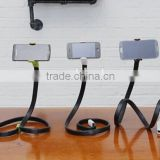 gooseneck lazy phone holder with 360 degree mobile stander accessories
