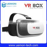 New products portable 3D vr box 2.0 Virtual Reality 3D Glasses for blue film video open sex