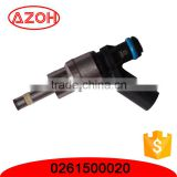 Top quality car diesel engine fuel injector spray nozzle 06F906036A 0261500020 BOSCH
