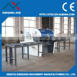 portable horizontal sawmill bandsaw cutting machine circular saw blade