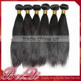 Flexible peice human hair lace moustache
