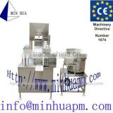 straight bottle filling machine SSL-40A