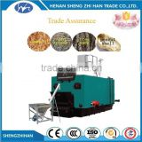 Trade Assurance security enviroment friendly chain grate biomass steam wood stove cast iron grates