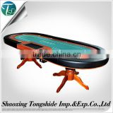 China made Wholesale production casino craps tables, used casino tables, used casino cheap poker tables