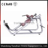 Plate loaded fitness equipment/Hammer strength/Exercise body building equipment of Hack Squat