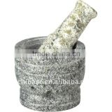 SANCONG natural stone garlic mortar