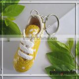 3d custom mini sneaker nike shoe keychain