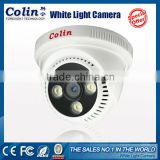 Colin real color night vision new white light i vision bulb cctv camera or cctv kamera