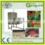 Green coffee bean skin removing machine /cocoa bean shelling machine