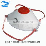 disposable dust toxic gas mask