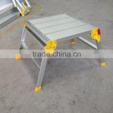 Walmart supplier Aluminum Work Platform,Aluminium Working Platform Ladder,Car Washes Stool Ladder