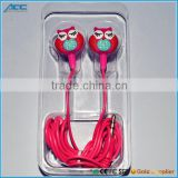 Oem Silicone PVC logo Earphones with Gift Box                                                                         Quality Choice