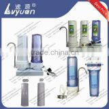 1 2 3 4 5 stage PP GAC CTO UF T33 wholesale water filters/0.01 micron UF membrane water filters