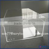 clear acrylic shoe boxes wholesale plexiglas shoes display box custom perspex shoe case display stand