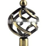 cutain finial