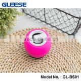 2016HOT NEW Silicone Case Mini Bluetooth 4.0 Portable Speaker For Cell Phone/ Laptop Computer Distributors wanted