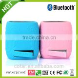 2015 Hot Selling Portable Wireless Bluetooth Waterproof Mini Speaker for Notebook Smartpone
