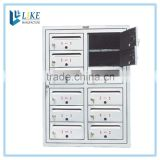 Customized metal mailbox for office post letter box
