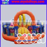 TOP quality kids fun inflatable bouncer, inflatable jumping castle, inflatable moonwalk bouncer