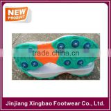2016 High Quality Cricket Shoe Sole With Spike & Screw Studs