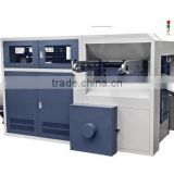 china best paper die cutting and creasing machine for popcorn chicken