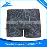 Fine Fabric Man Bikini Underwear Mens Swim Brief Custom Swim Shorts