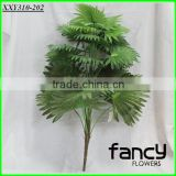 home&wedding decorations,24 heads artificial silk sreen leaves plant, make artificial plants