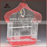 Hot Sale Decorative Large Chinese Metal Bird Cage (wholesale,good quality,Made in China)